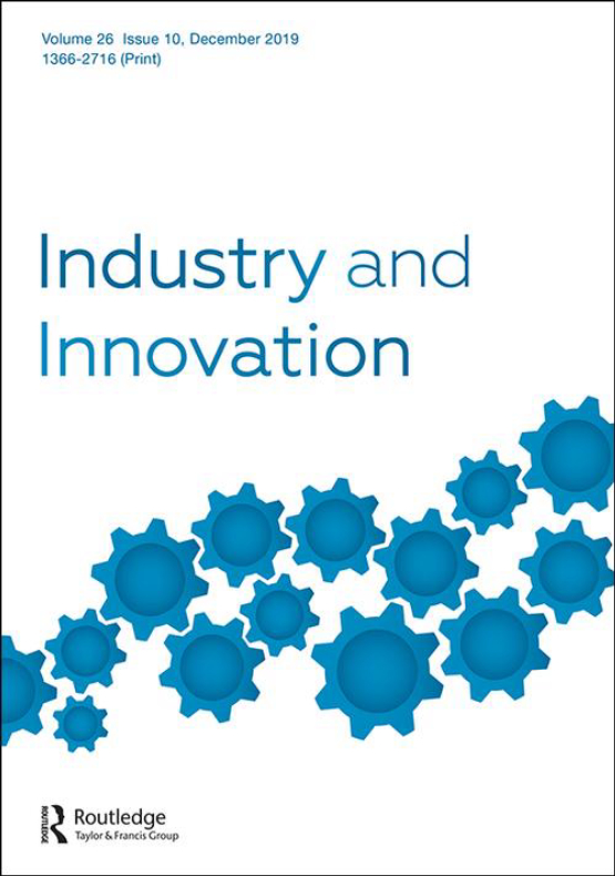 Cover image - Industry and Innovation