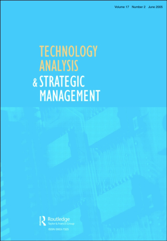 Cover image - Technology Analysis & Strategic Management