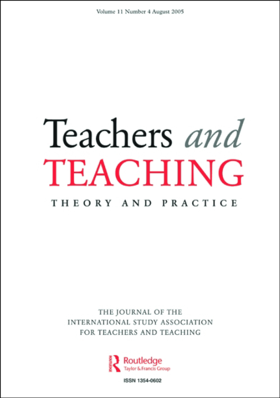 Cover image - Teachers and Teaching