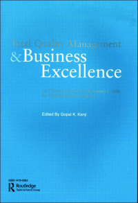 Total Quality Management & Business Excellence