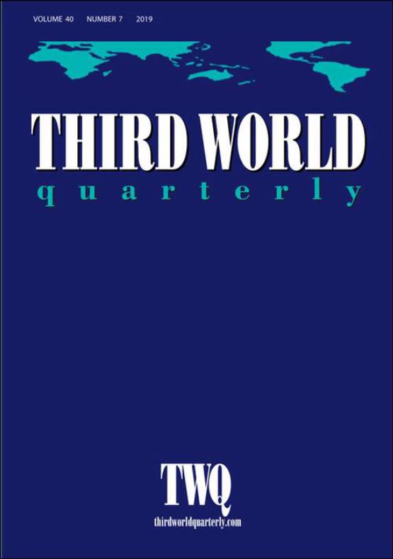 Cover image - Third World Quarterly