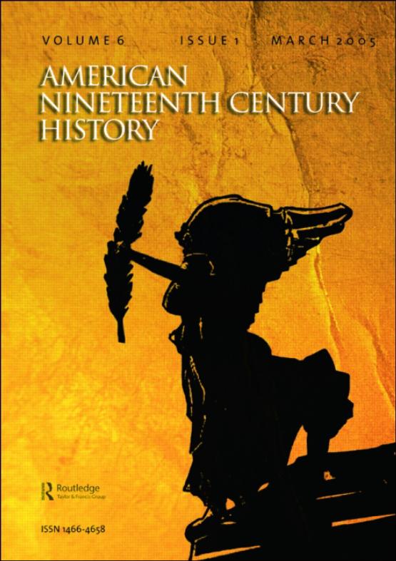 Cover image - American Nineteenth Century History