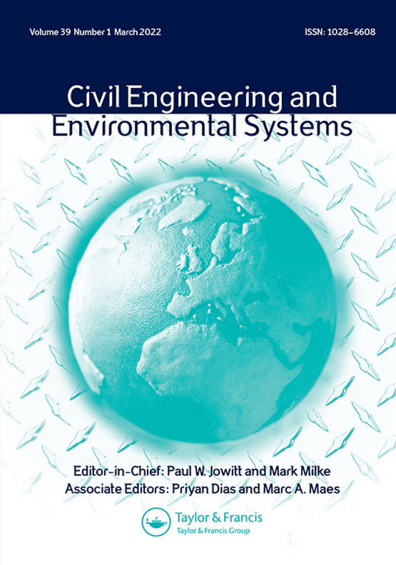 Cover image - Civil Engineering and Environmental Systems