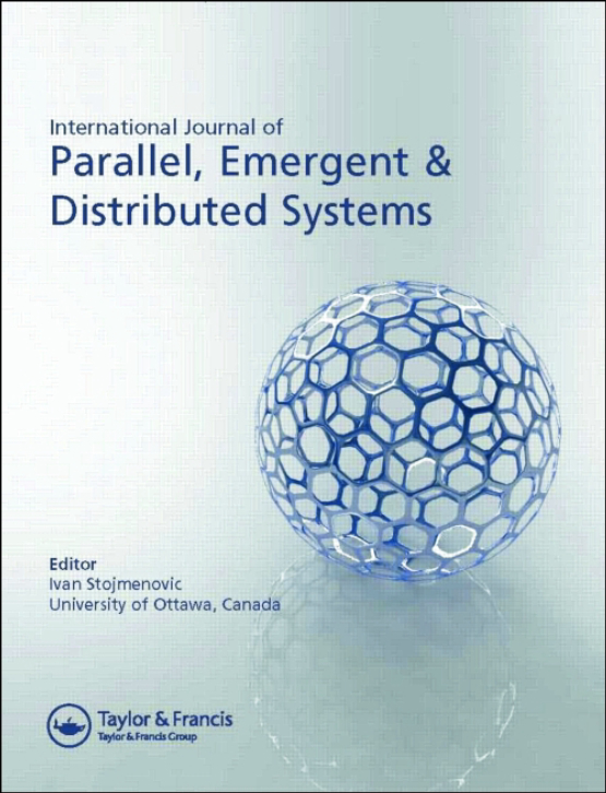 Cover image - International Journal of Parallel, Emergent and Distributed Systems