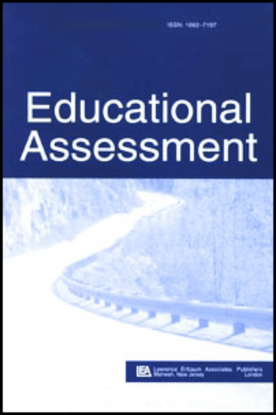 Cover image - Educational Assessment