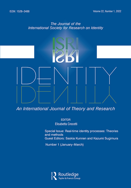 Cover image - Identity