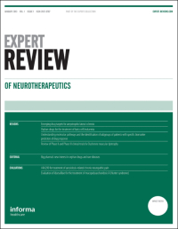 Expert Review of Neurotherapeutics