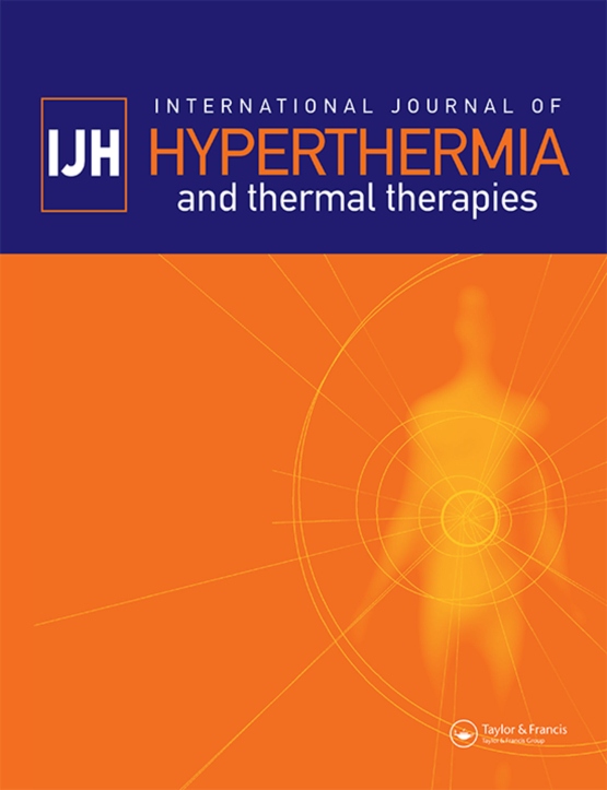 Cover image - International Journal of Hyperthermia