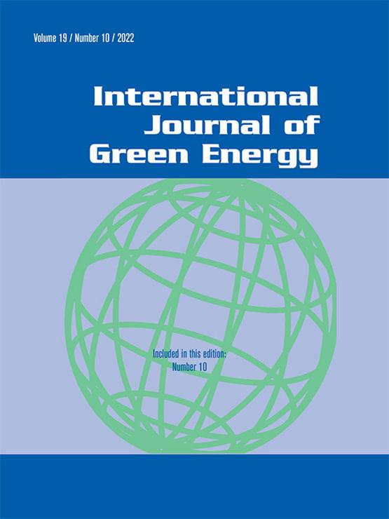 Cover image - International Journal of Green Energy