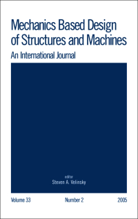Mechanics Based Design of Structures and Machines
