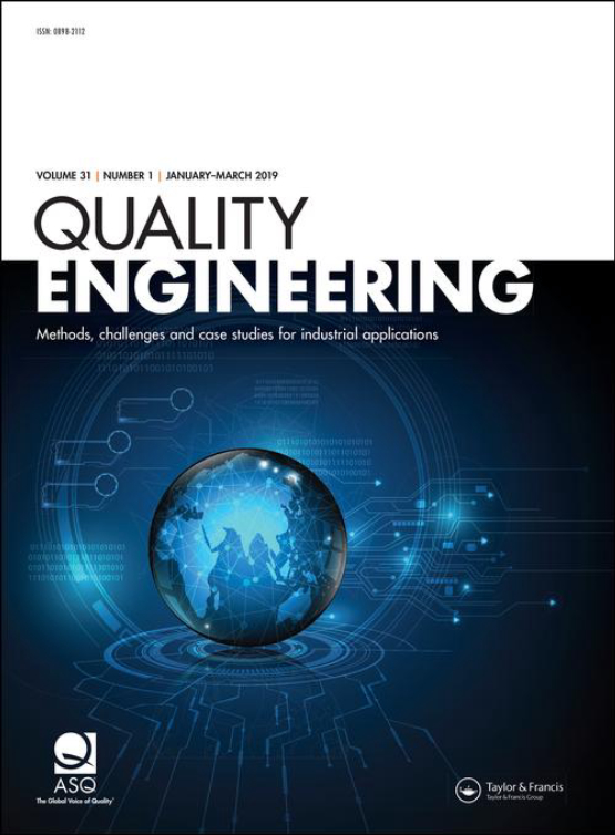 Cover image - Quality Engineering