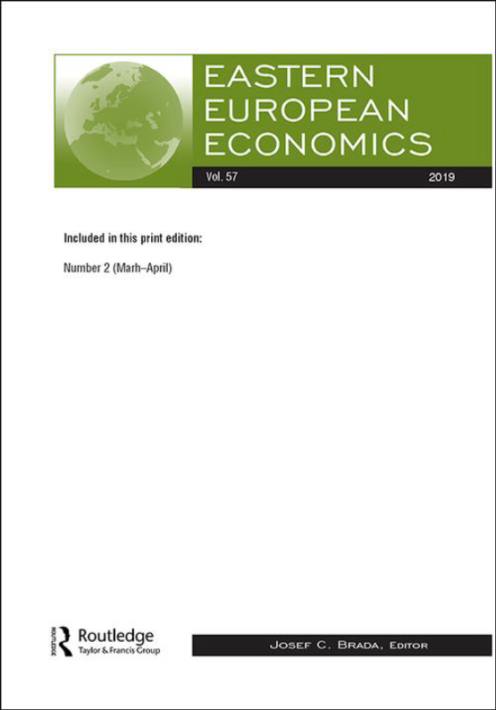 Cover image - Eastern European Economics
