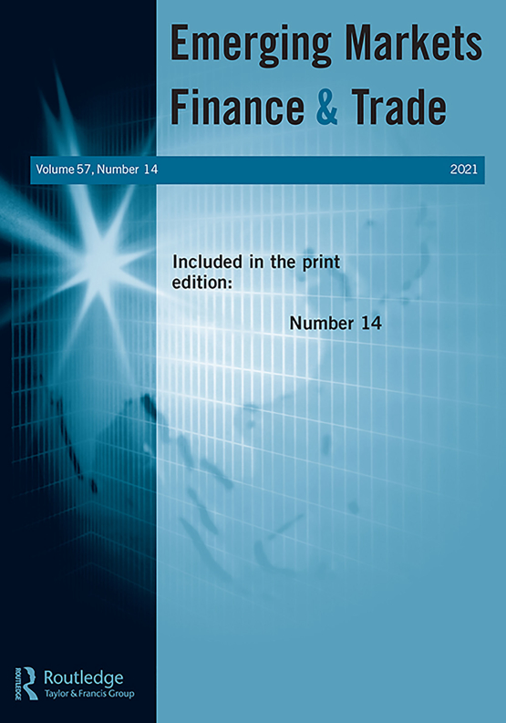 Cover image - Emerging Markets Finance and Trade