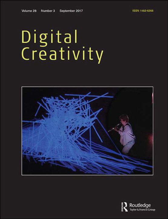 Cover image - Digital Creativity