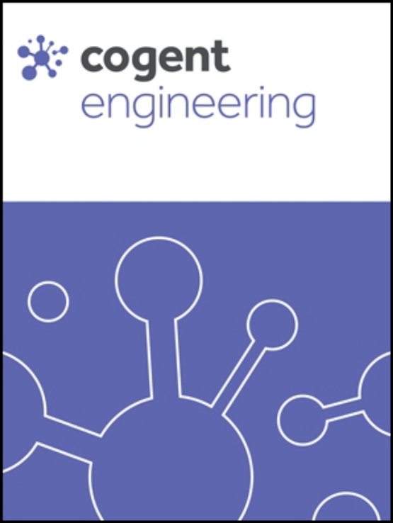 Cover image - Cogent Engineering