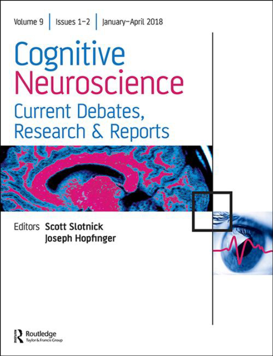 Cover image - Cognitive Neuroscience