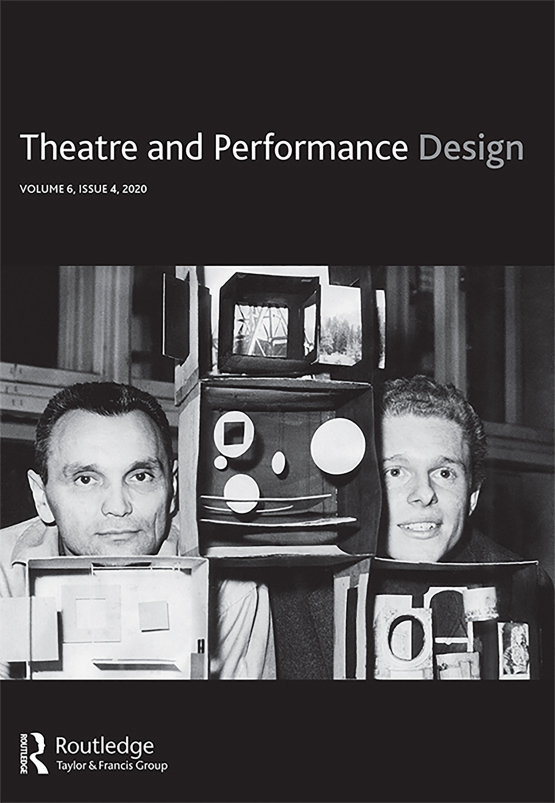 Cover image - Theatre and Performance Design
