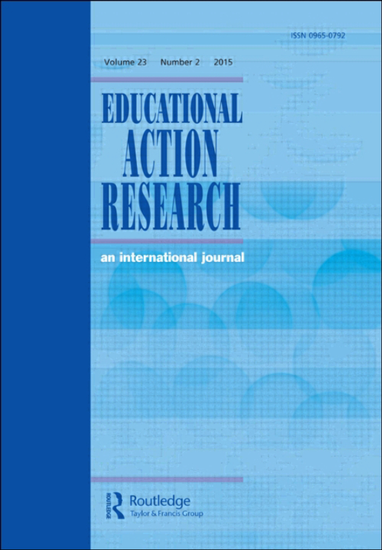 Cover image - Educational Action Research