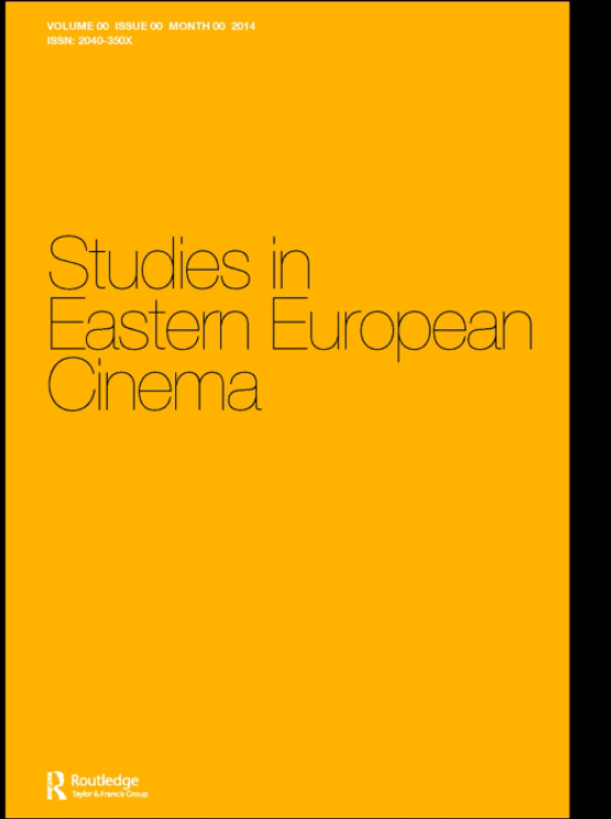 Cover image - Studies in Eastern European Cinema