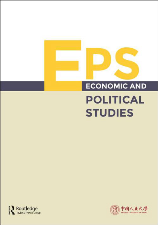 Cover image - Economic and Political Studies
