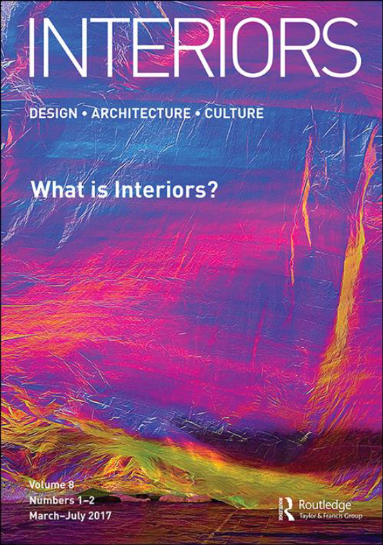 Cover image - Interiors