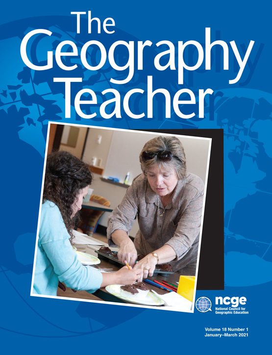 Cover image - The Geography Teacher