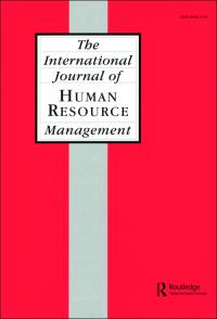 The International Journal of Human Resource Management