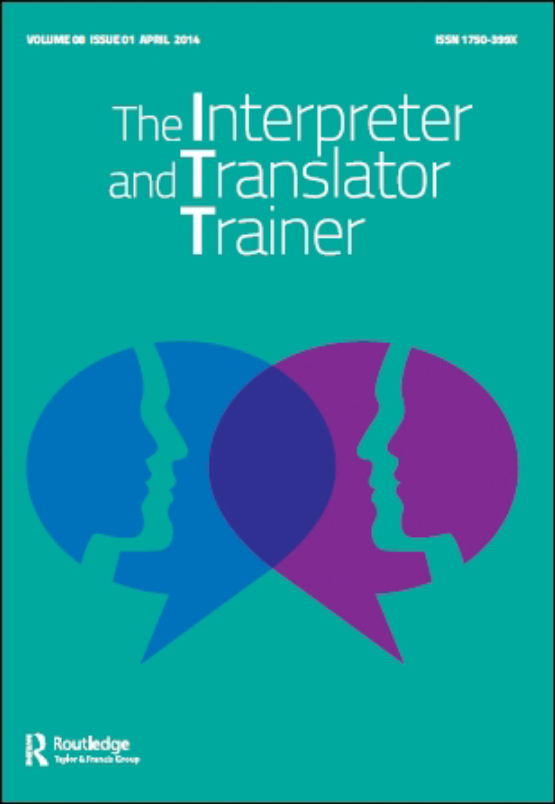 Cover image - The Interpreter and Translator Trainer