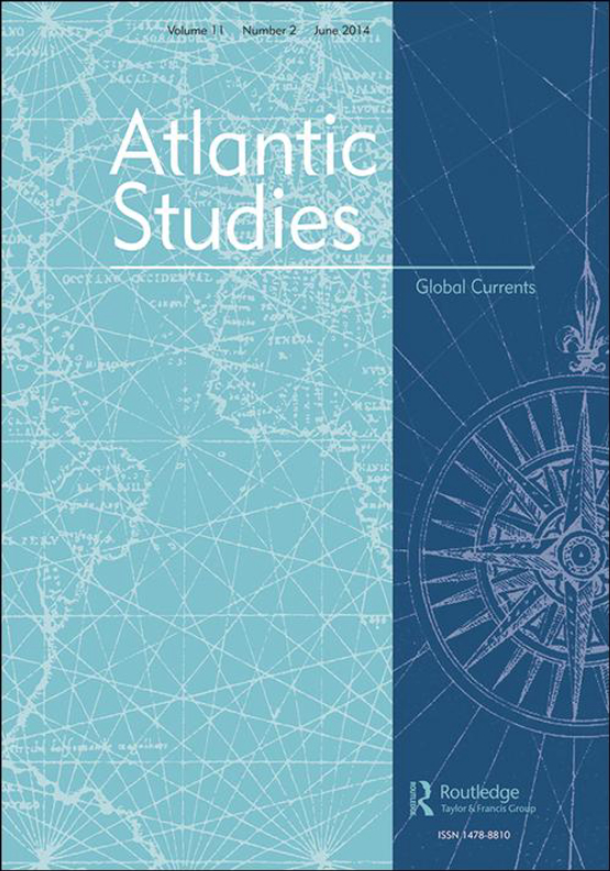 Cover image - Atlantic Studies