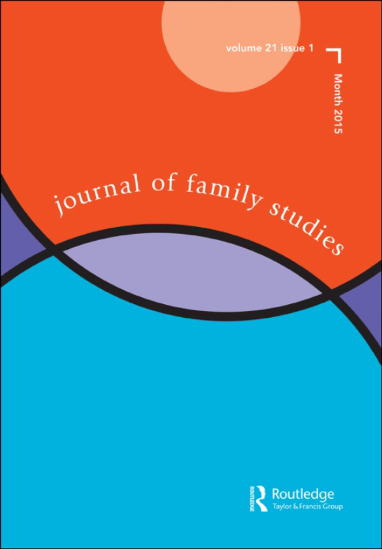 Cover image - Journal of Family Studies