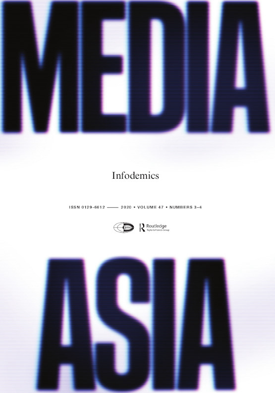 Cover image - Media Asia