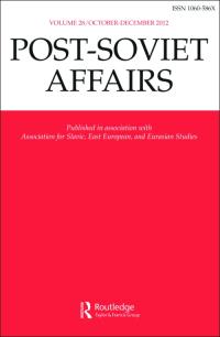 Post-Soviet Affairs