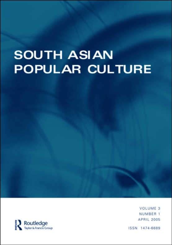 Cover image - South Asian Popular Culture