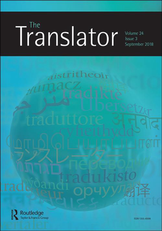 Cover image - The Translator