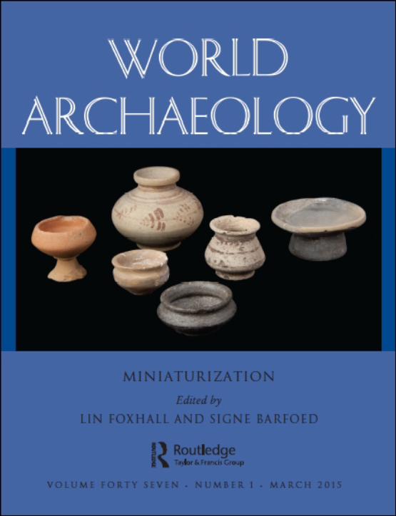 Cover image - World Archaeology