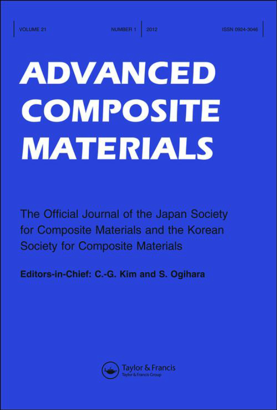 Cover image - Advanced Composite Materials
