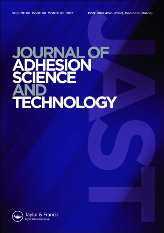 Cover image - Journal of Adhesion Science and Technology