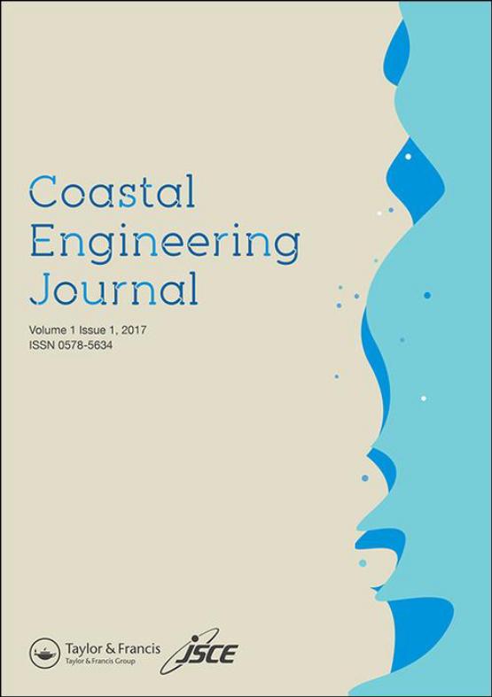 Cover image - Coastal Engineering Journal