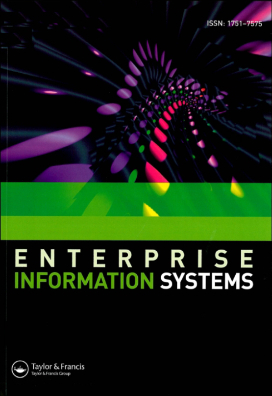 Cover image - Enterprise Information Systems