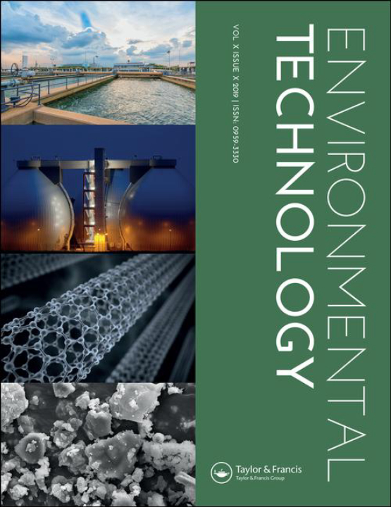 Cover image - Environmental Technology