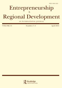 Entrepreneurship & Regional Development