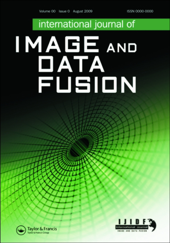 Cover image - International Journal of Image and Data Fusion