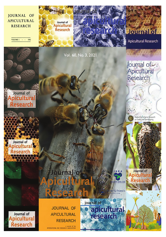 Cover image - Journal of Apicultural Research