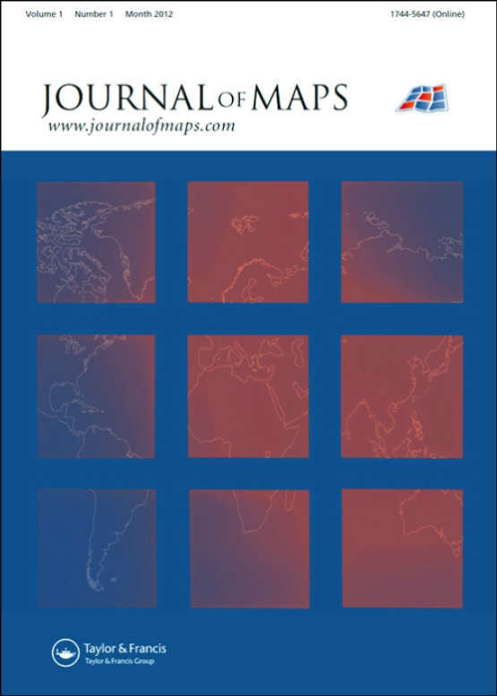 Cover image - Journal of Maps