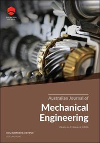 Australian Journal of Mechanical Engineering