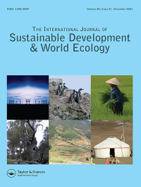International Journal of Sustainable Development & World Ecology