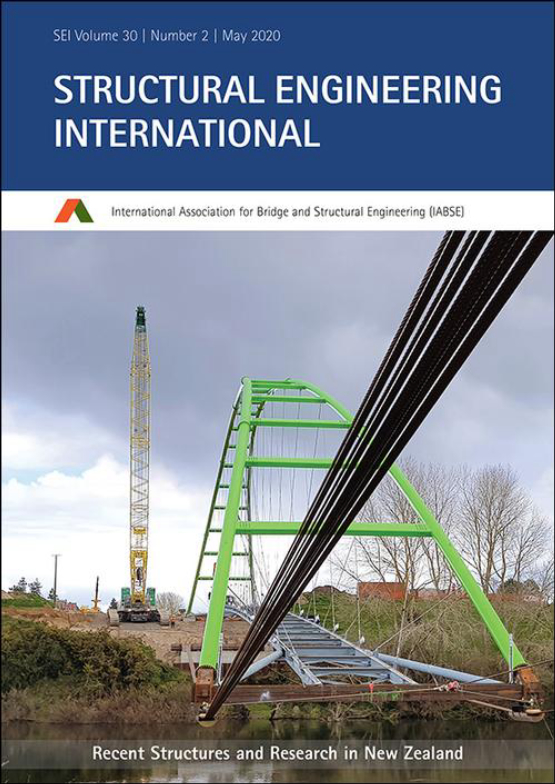 Cover image - Structural Engineering International