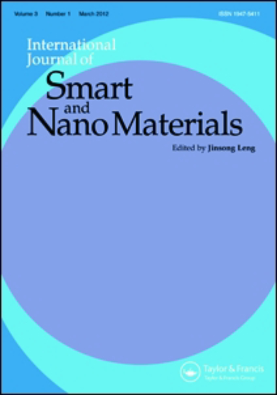 Cover image - International Journal of Smart and Nano Materials
