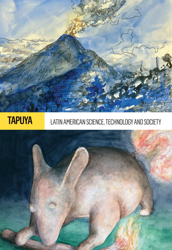 Cover image - Tapuya: Latin American Science, Technology and Society