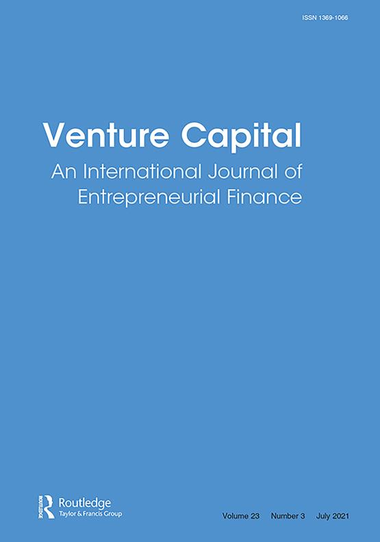 Cover image - Venture Capital